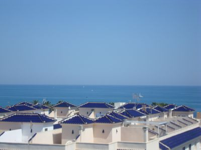 Photo for with Private Roof Solarium.Panoramic views to Sea . 5 min walk to sea front