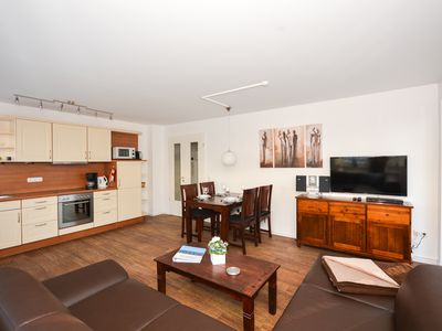 Photo for Comfortable apartment, close to the beach in Binz, top equipment - Comfort apartments Hansa by Sea Apartments