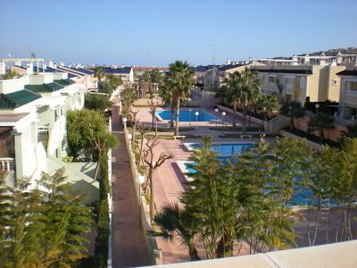 Photo for Family Apartment With: Beach, Great Pools, Tennis & Play Area