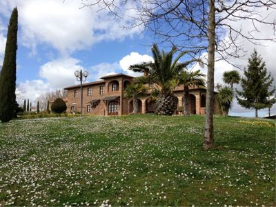 Photo for One bedroom Apartment, sleeps 4 in La Pievaccia with Pool and WiFi