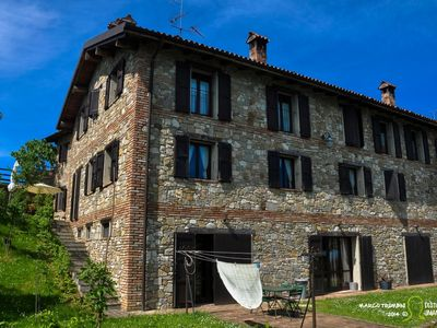 Photo for Farmhouse in the heart of Valsamoggia: the land of wine, castles and good food!