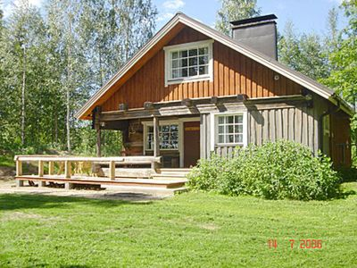Photo for Vacation home Talasniemi in Hartola - 5 persons, 2 bedrooms
