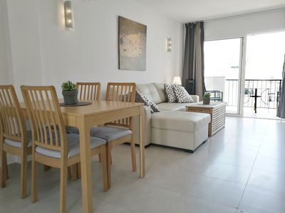 Photo for Fantastic apartment close to the beach, Nerja