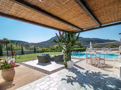 Photo for Holiday house Faliraki for 1 - 8 persons with 3 bedrooms - Holiday home