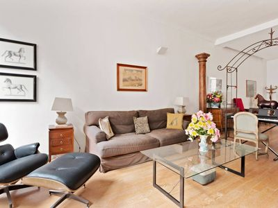 Photo for Bright apartment in the heart of Paris - LOUVRES