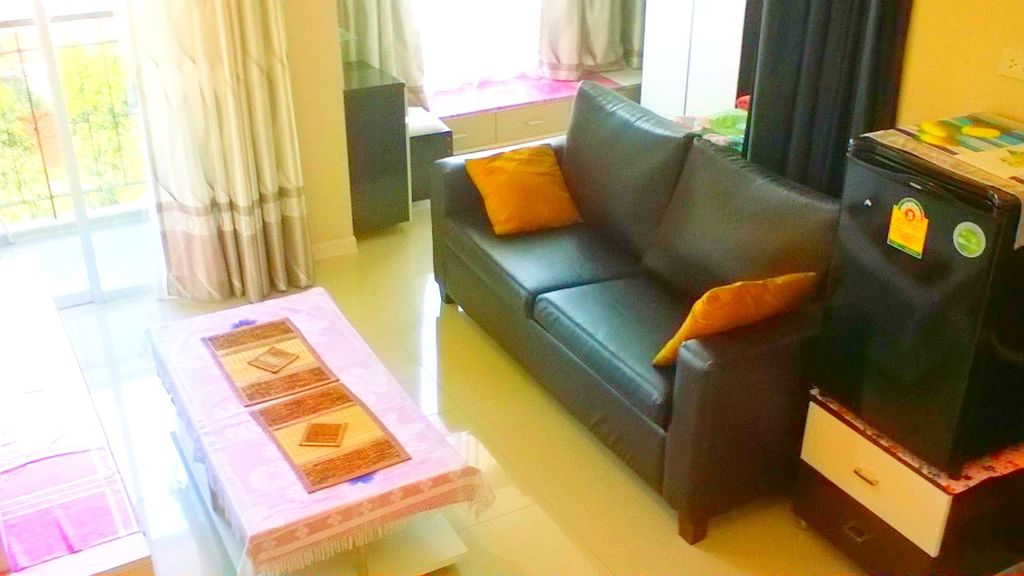 Studio Pattaya East (Longterm)