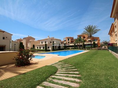 Photo for Javea Port, private south-facing garden outdoor & indoor pools + gym