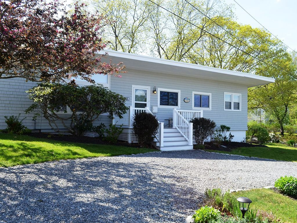 Gloucester, MA 3 BR Near Beach w/ Full Kitchen, Enclosed Porch, WiFi & More!