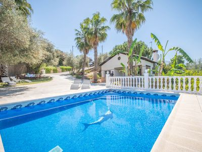 Photo for Cubo's Finca La Rivera Sun. Wifi, AC and pool with panoramic views