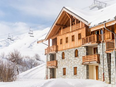 Photo for 2BR Condo Vacation Rental in La Toussuire