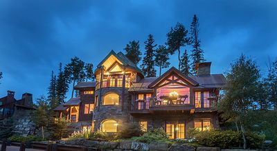 Photo for STONEGATE CHALET: 4 BR / 4.5 BA  in Mountain Village, Sleeps 8