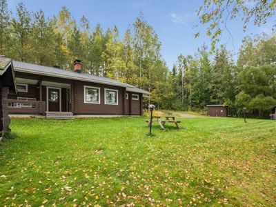 Photo for Vacation home Aurinkoranta in Petäjävesi - 6 persons, 2 bedrooms