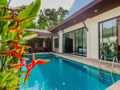 Photo for Tropical Villas near Phuket Dolphin Show