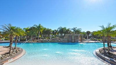 Photo for Oasis in Paradise, Private Pool, Golf + Disney
