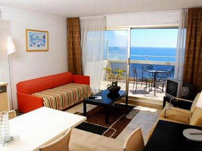 Photo for Residence Pierre & Vacances Quality Suites Excellior - 2 Rooms 4 People View Air-conditioned Sea