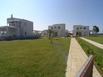 Photo for House in Kyllini with Internet, Air conditioning, Parking, Garden (551345)