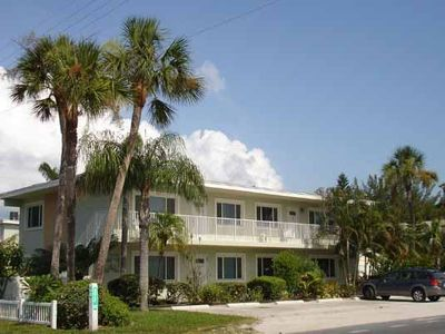 Photo for Fun-Oriented 2BR/1BA w/ Heated Pool, Easy Beach Access, and Free Wifi!