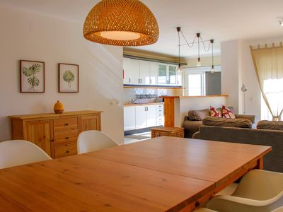 Photo for Baleal Bay Dunes Modern 2 Bedroom apartment with Seaview