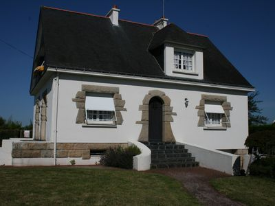 Photo for house near the sea in plouhinec