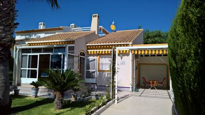 Photo for Holiday house with garden, close to the beach, for 6 people