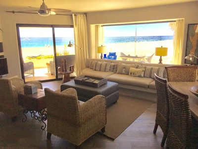 Photo for Terrasols Best 2 Bedroom Beachfront