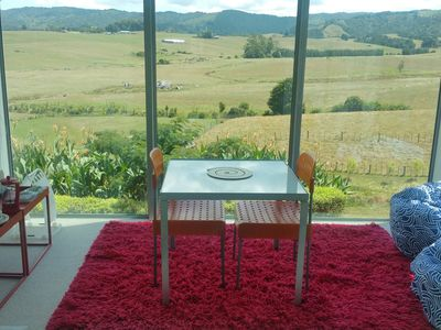 Photo for Tranquil rural setting with great views in Matakana