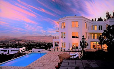 Photo for Luxurious apartment for 2 with dreamlike panorama view