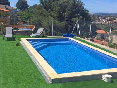 Photo for 2 bedroom Villa, sleeps 5 with Pool, Air Con and FREE WiFi