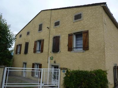Photo for Gite Montbel, 3 bedrooms, 6 persons