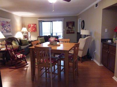 SURFS UP!  Hear it from our 1st floor condo