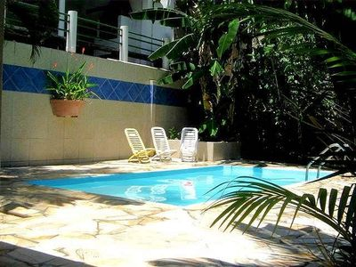 Photo for Large Chalets / Ilhabela / 4-6 pers. / Cond w / winking