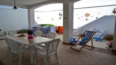 Photo for 3BR Apartment Vacation Rental in Marina di Mancaversa, Puglia