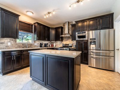 Photo for Luxurious Pool Home Minutes from Busch Gardens and Beaches!