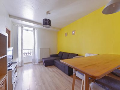 Photo for Cozy apartment at the heart of Aix-les-Bains - Welkeys