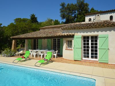 Photo for HOUSE IN CROIX VALMER WHIT SWIMMING POOL