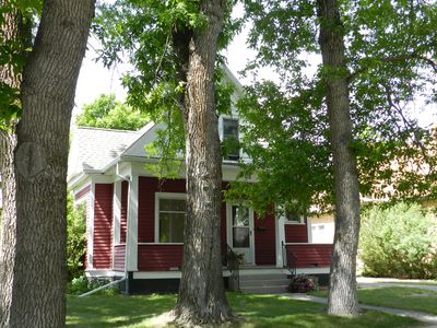 Photo for Charming Livingston Red House Near Downtown & Yellowstone National Park