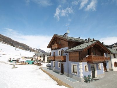 Photo for Apartment at just 100 meters away from the ski lifts
