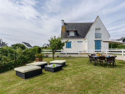 Photo for Vacation home Maison de Kerfilly in Quiberon - 6 persons, 3 bedrooms