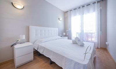 Photo for R68-2 Two bedroom apartment close to the beach