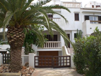 Photo for Holiday house with beautiful sea view in Colonia de Sant Jordi