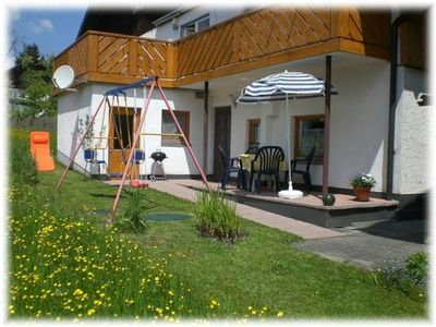 Photo for Holiday apartment Lechbruck for 4 persons with 2 bedrooms - Holiday apartment