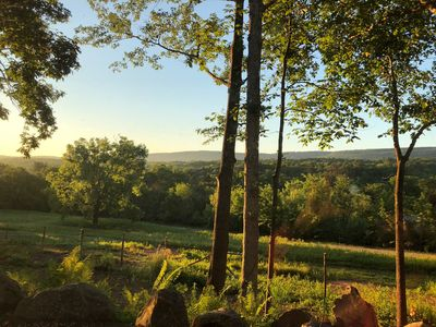 """Photo for Sun Cottage/ Stellar view of """"The Gunks"""""""