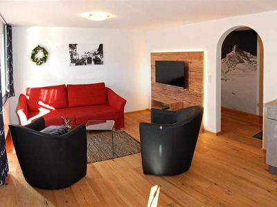 Photo for Apartment 9 - 52m² / 1 bedroom / 4 pers./ Balcony - The Berghof