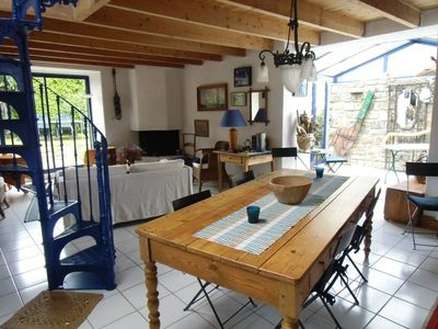 Photo for House / Villa - CrozonCharming traditionnal house, bright and very comfortable for 6 people