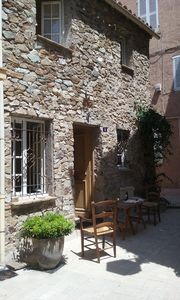 Rare in the heart of Saint Tropez a village house