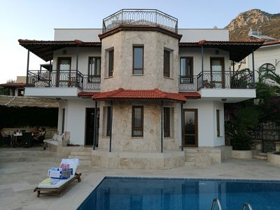 Photo for KALKAN SEA VIEW VILLA