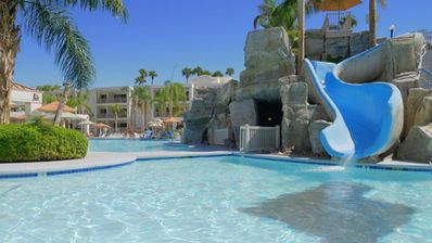 Photo for Palm Springs Resort villa Dec 14-Dec 21