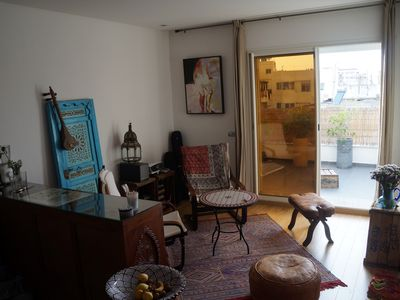 Photo for Cozy furnished apartment in Rabat Hassan