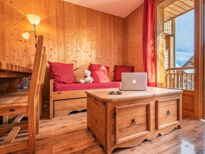 Photo for The Chalets Berger Premium *** - 3 rooms Duplex 6 people