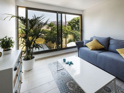 Photo for Quiet apartment 500 meters from the beach